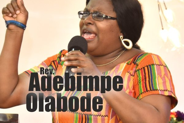 Rev. Adebimpe Olabode